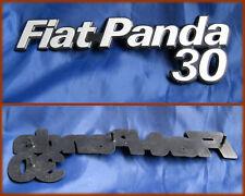 FIAT PANDA 30 - FREGIO OLD BADGE SCRITTA