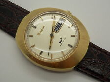 Vintage 1970 Bulova Sea King 17 jewel automatic watch with 11ANACD movement