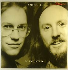 "12"" LP - America  - Silent Letter - A4107 - washed & cleaned"