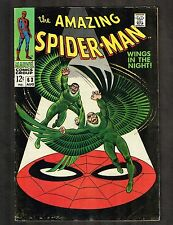 Amazing Spider Man #63 ~ Wings in the Night/ Vulture ~ 1968 (6.0) WH