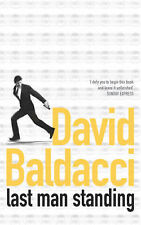 Last Man Standing by David Baldacci (Paperback, 2003)