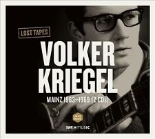 Volker Kriegel - Lost Tapes: Mainz 1963-1969, New Music