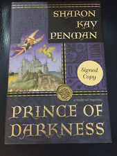Prince of Darkness by Sharon Kay Penman Signed 1st! HBDJ 2005 Fine/Fine!
