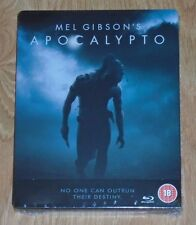 Apocalypto (blu-ray) Steelbook. NEW & SEALED (UK release)