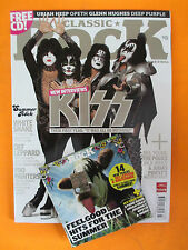 rivista CLASSIC ROCK 120/2008 + CD Def Leppard Kiss Neil Young White Snake