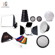 Flash Gun Adapter Kit Flash Accessories K8 For Canon Nikon Vivitar Sony Nissin