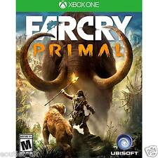 Far Cry Primal Game for Xbox One (Xbox 1) Brand New SEALED