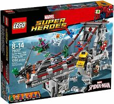 LEGO Marvel Superheroes - 76057 Web Warriors Ultimate Bridge Battle - Neu & OVP
