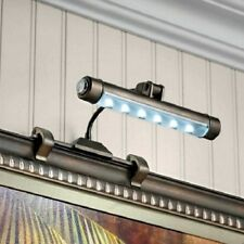 CORDLESS PAINTING LIGHT LED PICTURE LIGHTING BRONZE