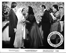 Lot of 5, Bonnie Bedelia,Michael Brandon stills LOVERS AND OTHER STRANGERS (1970