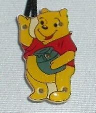 10 Winnie the Pooh Body Flashing LED Light Up Blinky Necklace Party Favor Gifts