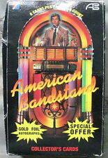 American Bandstand Collector's Cards