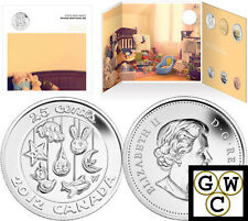 2012 Baby Gift Set with original Loonie and Toonie - Scarce (12940)