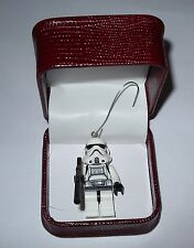CHRISTMAS ORNAMENT DECORATION STAR WARS STORMTROOPER MINIFIGURE IN A GIFT BOX #1
