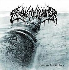 EXTREME COLD WINTER-PARADISE ENDS HERE-CD-death-doom-my dying bride-saturnus