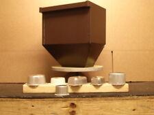 "Scupper Box / Royal Brown 12"" wide 13"" tall 8.75"" deep .032 Alum. Nice item."