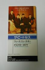 BEATLES Japanese CD PLEASE PLEASE ME & ASK ME WHY Odeon Brand New