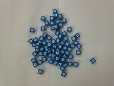 Star Wars - Clone Wars - Galactic Battle blue Game Dice