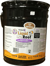Liquid Roof 4 Gallon 10 Yr warranty valid only if purchased at epdmcoatings.com
