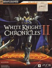 White Knight Chronicales 2 Bradygames PS3 Strategy Guide 022017NONDBE