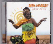 RITA MARLEY - SUNSHINE AFTER RAIN CD ALBUM 2004 EDEL RECORDS