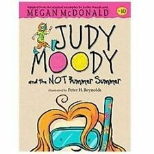 Judy Moody and the NOT Bummer Summer-ExLibrary