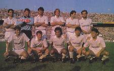Foto de equipo de fútbol Real Madrid > 1989-90 temporada
