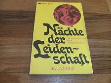 Exquisit Bücher -- NÄCHTE der LEIDENSCHAFT // Liebesbeichte einer Dirne/Kokotte