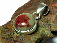 SPONGE   CORAL  Sterling  Silver  925  PENDANT   -  Gift  Boxed