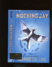Collins, Suzanne: Hunger Games #3: MockingJay ** Signed ** HB/DJ 1st/2nd