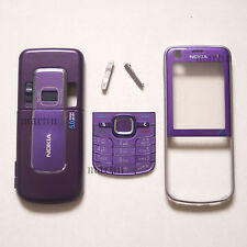 NEW Full Cover Housing Case+Keypad For Nokia 6220c/6220 Classic+Tool