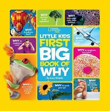 National Geographic Little Kids First Big Book of Why National Geographic Littl