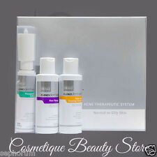 Obagi Clenziderm Trio KIT: Foaming Clns,Pore Therapy,Ther. LOTION *NB* EXP 03/18