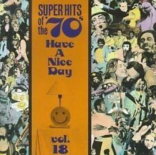 Super Hits of the '70s: Have a Nice Day, Vol. 18 New CD