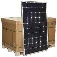 New Lot of 10 SolarWorld 280 UL Listed 280 Watt 24V Solar Panels! Made In USA!