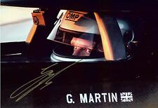 Guy Martin Signed 12 x 8 Speed Series Bonneville record picture & proof.