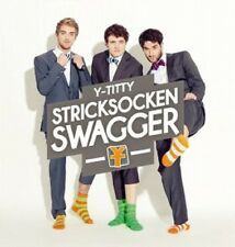 Y-TITTY - STRICKSOCKEN SWAGGER (DELUXE EDITION 2014)  CD NEU