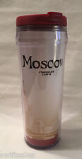 Starbucks Russia Travel Tumbler - Moscow - 12 oz / 355 ml - New!