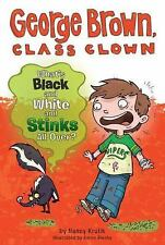 What's Black and White and Stinks All Over? #4 (George Brown, Class Cl-ExLibrary