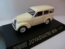 Voiture 1/43 M6 Universal Hobbies RENAULT JUVAQUATRE break tolée 1949