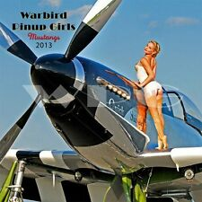 Warbird Pinup Girls 2013 Calendar - PhotoArt