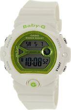 Casio Women's Baby-G BG6903-7 White Plastic Quartz Watch