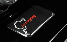Pair Motorsports Nurburgring Ring window body racing vinyl decal sticker 5.5""
