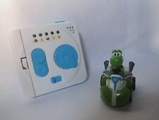 Nintendo RC Micro Remote Control Mario Kart Wii Yoshi Figure Car Vehicle
