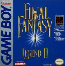 Final Fantasy Legend 2 II Game Boy