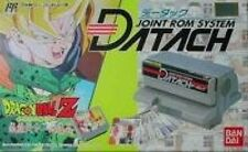 "FAMICOM FC\""DRAGON BALL Z DATACH JOINT ROM SYSTEM\\\""NEW"