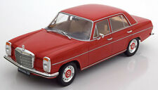 MCG 1973 Mercedes Benz 220/8 (W115) Red Metallic in 1/18 Scale New! In Stock!