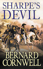 BERNARD CORNWELL _______ SHARPE'S DEVIL ____ BRAND NEW __ FREEPOST UK
