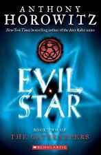 Evil Star by Anthony Horowitz (The Gatekeepers #2) (2007 Scholastic PB) 713