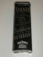 Ancienne boite de whisky JACK DANIEL'S vide / Empty tin from France / DOSE